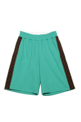Side Stripe Swim Shorts