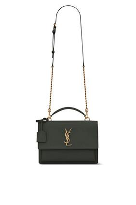 Medium Sunset Satchel Bag