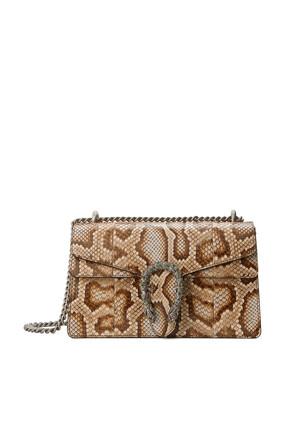 Dionysus Python Shoulder Bag