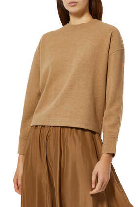 Fleece Crewneck Pullover