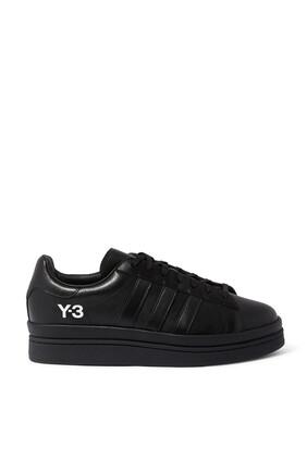 Hicho Black Sneakers