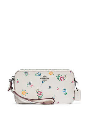 Kira Wildflower Crossbody Bag