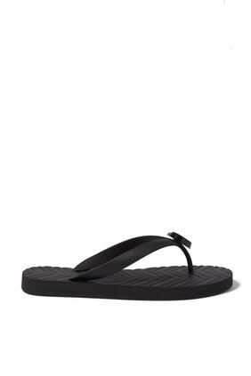 Chevron Thong Sandals