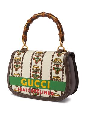 Gucci 100 Bamboo Medium Bag