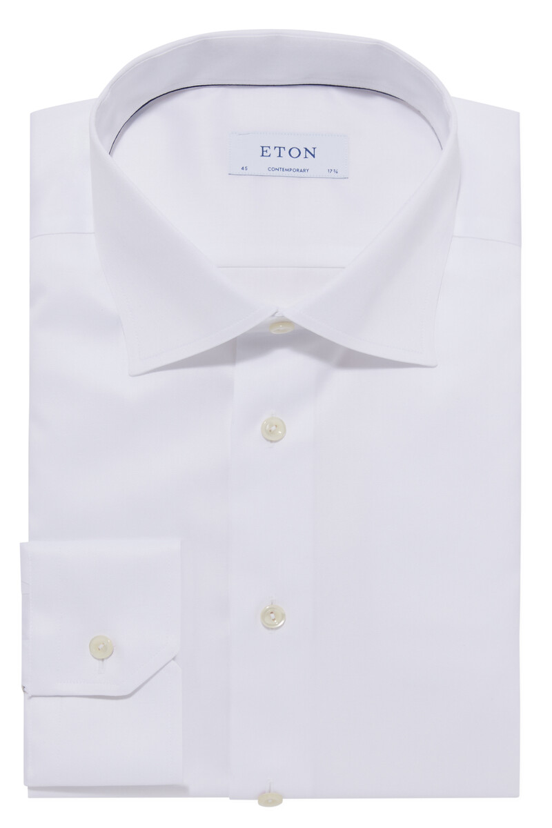 Poplin Long Sleeved Shirt image number 1