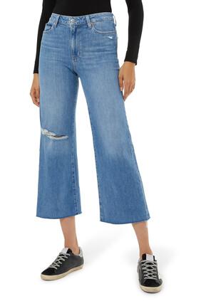 Anessa Kara Destructed Jeans