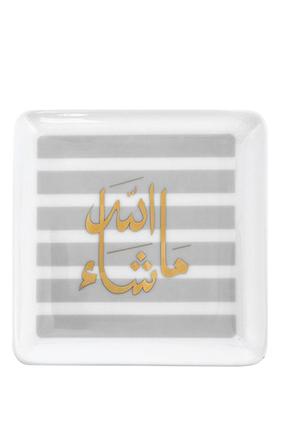 Mashallah Square Catchall Tray