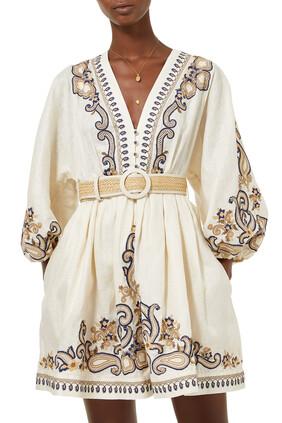 Aliane Paisley Dress