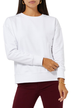 Easy French Terry Sweatshirt