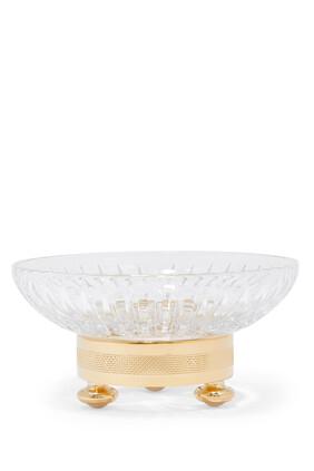 Roman Crystal Soap Dish