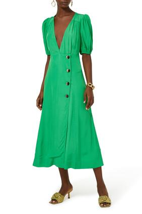 Wrap Ripstop Dress