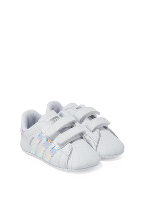 Kids Superstar Leather Sneakers