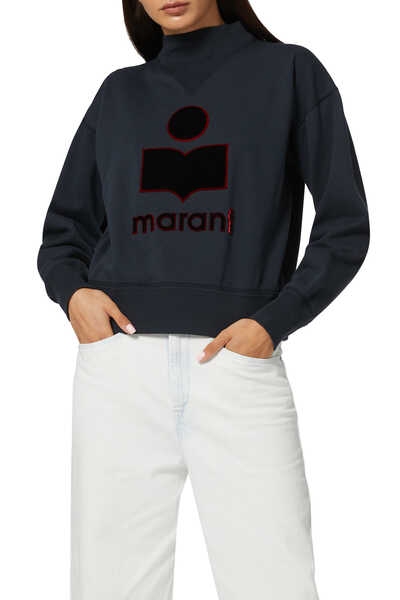 Moby Fleece Sweatshirt