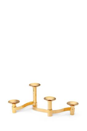 Evelina Candleholder Centerpiece Set of Four