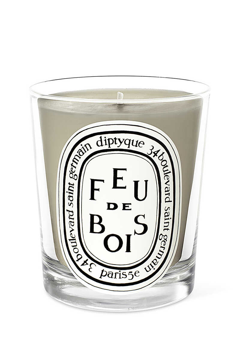 DTQ FEU DE BOIS CANDLE 70G image number 2