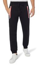 Cotton Fleece Zip Jogging Pants