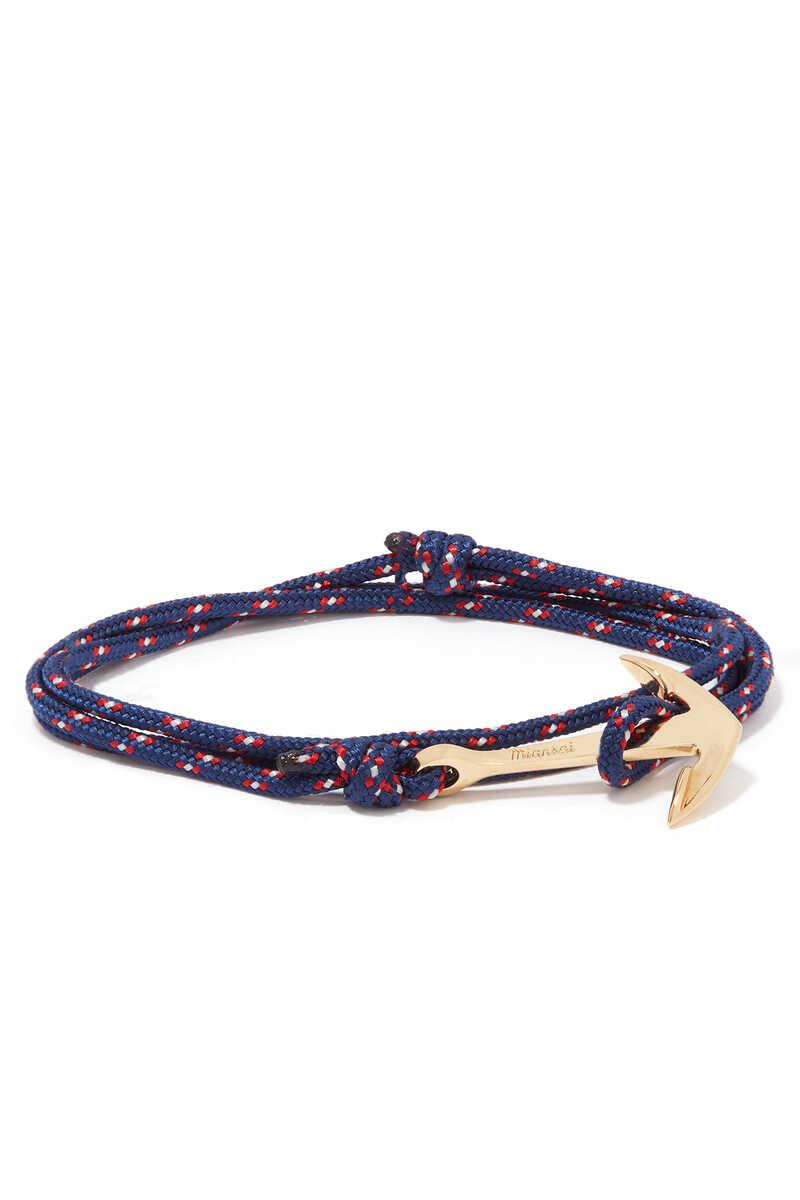 Anchor Rope Bracelet image number 1