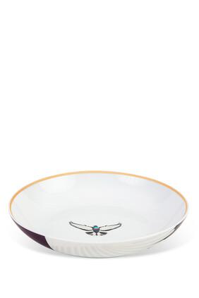 Hoopoe Soup Bowl