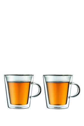 Canteen Mug, Set Of Two