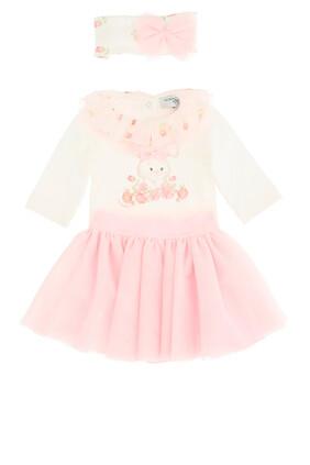 Bunny Tulle Skirt Dress