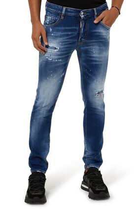Skater Slim-Fit Jeans