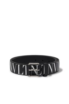 VLTN TIMES Leather Belt