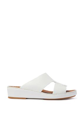 Heritage Trotter Sandals