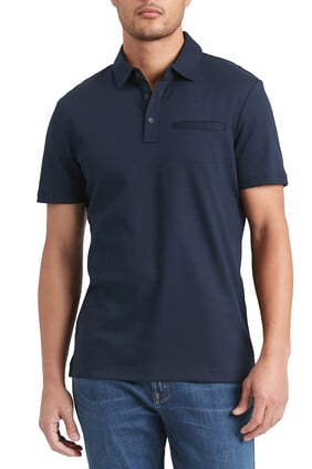 Luxury Touch Performance Polo Shirt