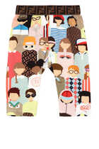 All-Over Family Print Leggings