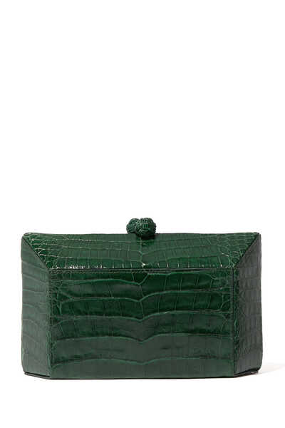 Gramercy Box Clutch Bag