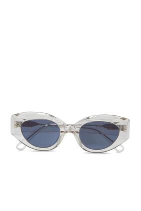 Celeste Silver Sunglasses