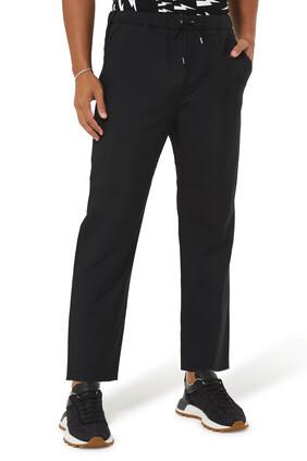 Drawcord Woven Pants