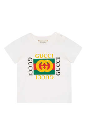 Logo Graphic Crewneck T-Shirt