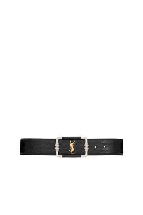 Vintage Logo Belt