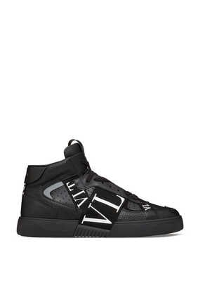 Valentino Garavani Leather Sneakers