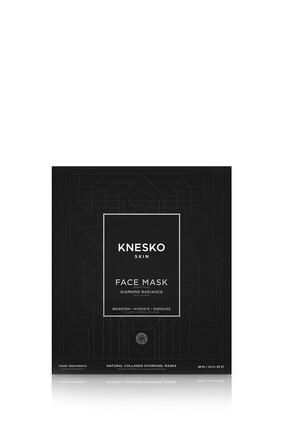 Diamond Radiance Collagen Face Mask (4 Treatments)