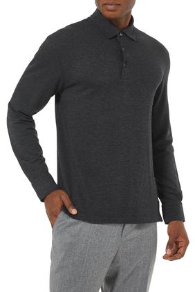 Polo Long Sleeves Shirt
