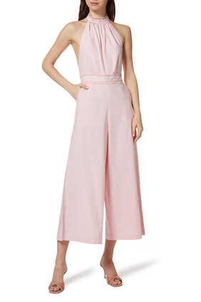 Everlasting Linen Jumpsuit