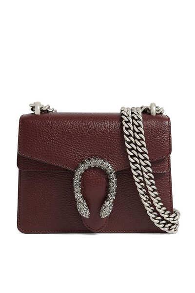 Leather Dionysus Mini Bag