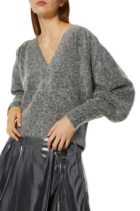 Wildy Alpaca Wool Blend Sweater