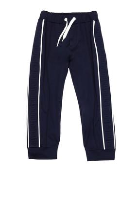 Stripe Jersey Sweatpants