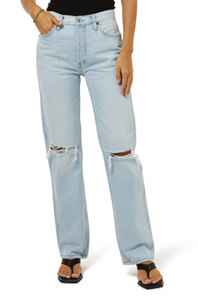 90's High Rise Jeans