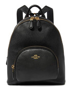 Carrie Leather Backpack