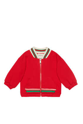 Signature Web Cotton Jacket