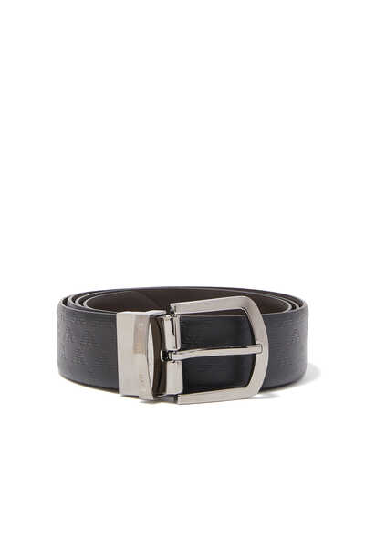 Logo Reversible Belt