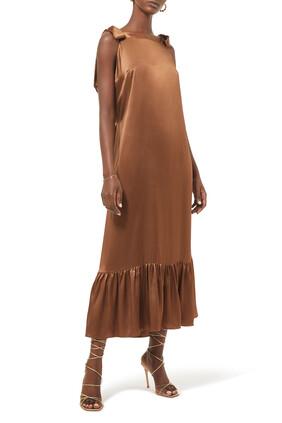Daphne Shoulder Dress