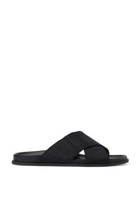 VLTN Times Jacquard Sandals
