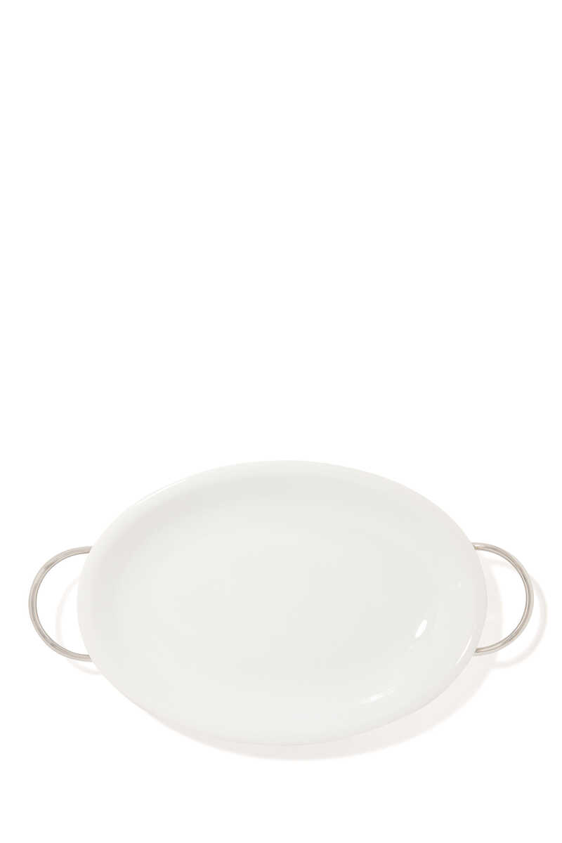 Oval Binario Dish image number 2