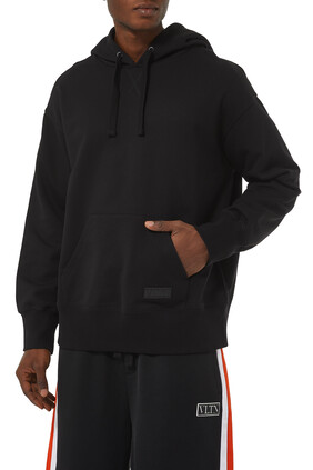 VLTN Tag Hooded Sweatshirt