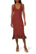 Marjoram Knit Dress